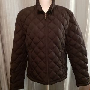 Kenneth Cole Reaction Down Coat Black Xl Puffer